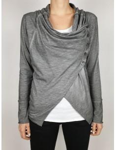 T-shirt Asimmetrica 5087