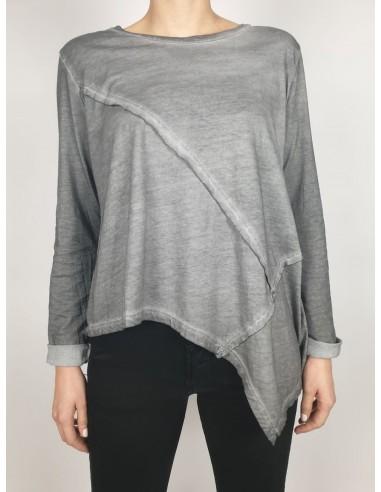 T-shirt Asimmetrica