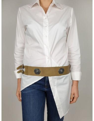 Belt - Soft 2 Fibbie
