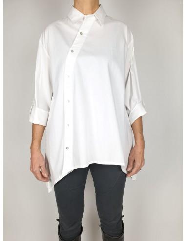 Shirt - Bottoni Asimmetrici