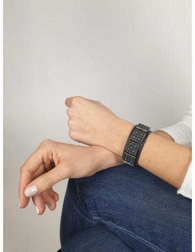 Bracelet Quadrati Brunite